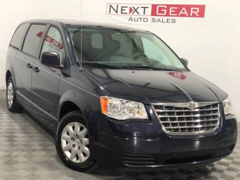 2008 Chrysler Town and Country for sale at Next Gear Auto Sales in Westfield IN