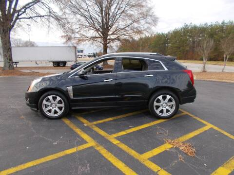 2013 Cadillac SRX for sale at A & P Automotive in Montgomery AL