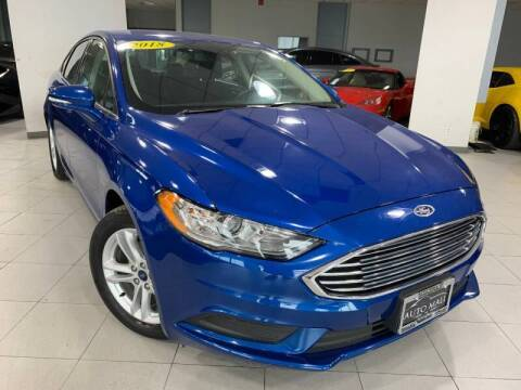 2018 Ford Fusion for sale at Auto Mall of Springfield in Springfield IL