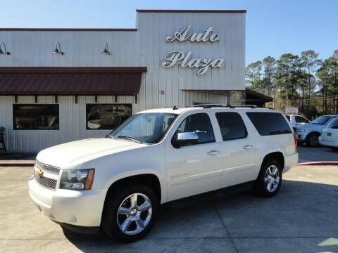 2014 Chevrolet Suburban for sale at Grantz Auto Plaza LLC in Lumberton TX