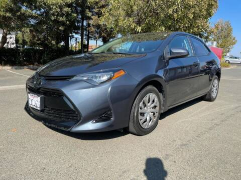 2019 Toyota Corolla for sale at 707 Motors in Fairfield CA
