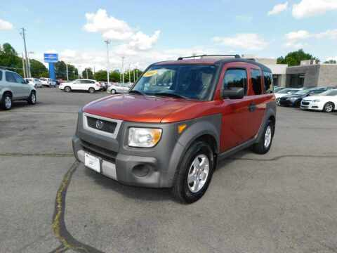 2004 Honda Element for sale at Paniagua Auto Mall in Dalton GA