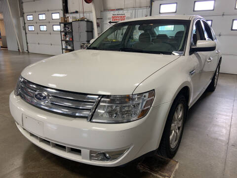 2009 Ford Taurus for sale at Blake Hollenbeck Auto Sales in Greenville MI