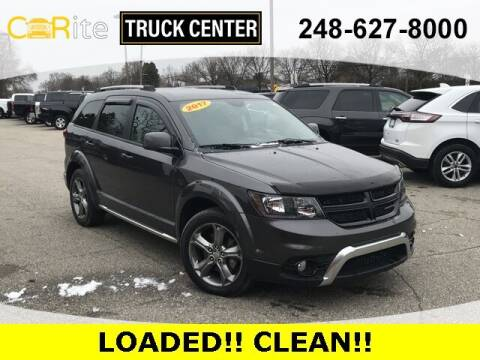2017 Dodge Journey for sale at Carite Truck Center in Ortonville MI