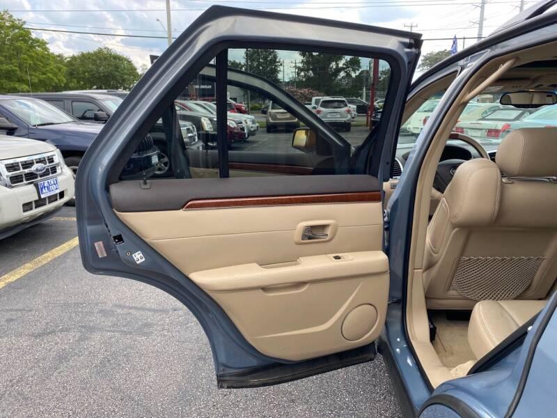 2007 Cadillac SRX AWD V6 4dr SUV ( 3.6 6cyl 5A ) - Virginia Beach VA