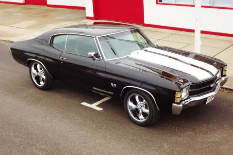 1971 Chevrolet Chevelle for sale at Pro Muscle Car Inc in Geneva OH