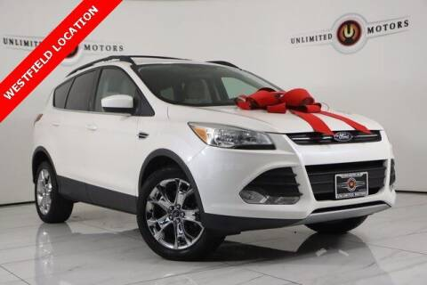 2013 Ford Escape for sale at INDY'S UNLIMITED MOTORS - UNLIMITED MOTORS in Westfield IN