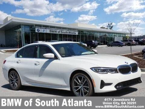 2021 BMW 3 Series for sale at Carol Benner @ BMW of South Atlanta in Union City GA