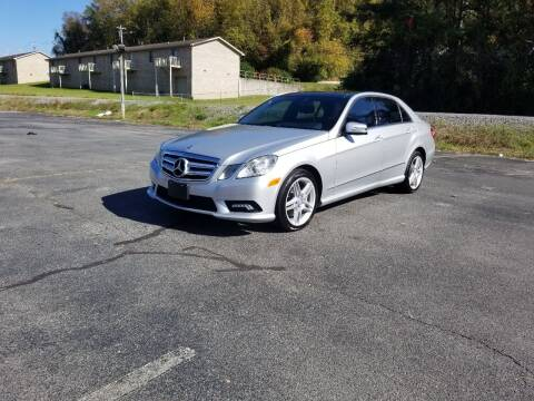 2011 Mercedes-Benz E-Class for sale at Smith's Cars in Elizabethton TN