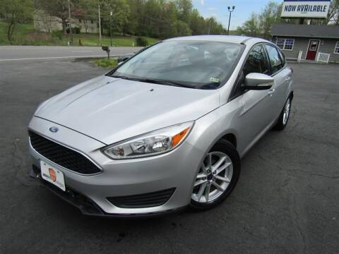 2016 Ford Focus for sale at Guarantee Automaxx in Stafford VA
