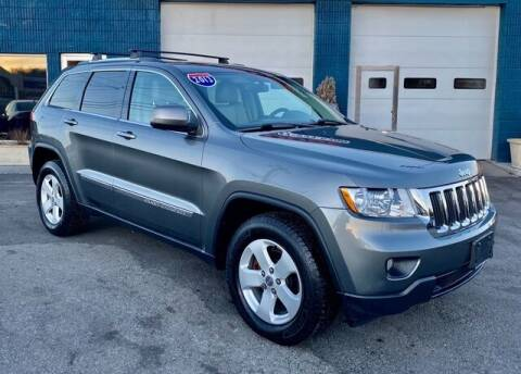 2013 Jeep Grand Cherokee for sale at Saugus Auto Mall in Saugus MA