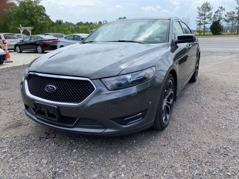 2016 Ford Taurus for sale at Complete Auto Credit in Moyock NC