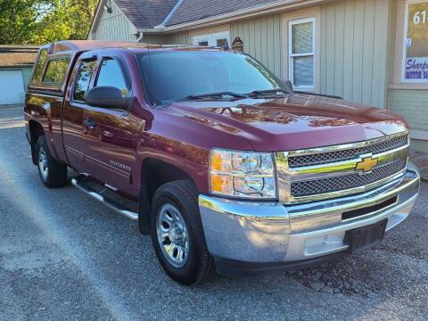 2013 Chevrolet Silverado 1500 for sale at Sharpin Motor Sales in Columbus OH