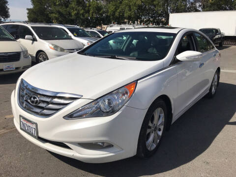 2011 Hyundai Sonata for sale at EXPRESS CREDIT MOTORS in San Jose CA