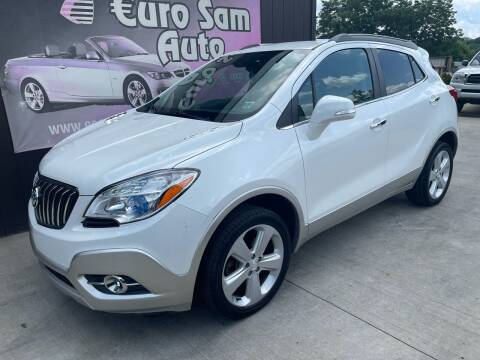 2016 Buick Encore for sale at Euro Auto in Overland Park KS