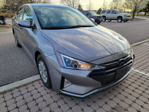 2020 Hyundai Elantra for sale at Red Rock's Autos in Denver CO