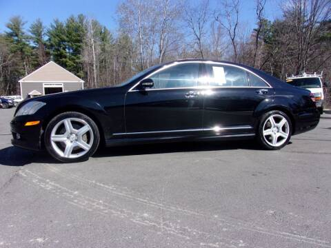 2008 Mercedes-Benz S-Class for sale at Mark's Discount Truck & Auto Sales in Londonderry NH