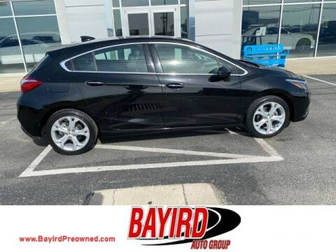 2018 Chevrolet Cruze for sale at Bayird Truck Center in Paragould AR