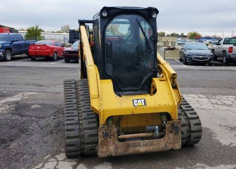 2015 Caterpillar 289D for sale at A F SALES & SERVICE in Indianapolis IN