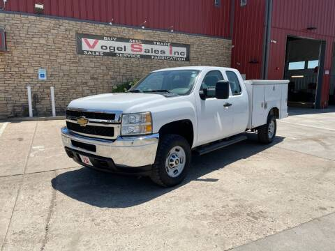 2012 Chevrolet Silverado 2500HD for sale at Vogel Sales Inc in Commerce City CO