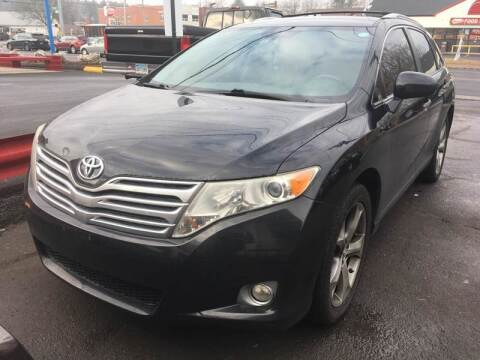 2011 Toyota Venza for sale at MELILLO MOTORS INC in North Haven CT