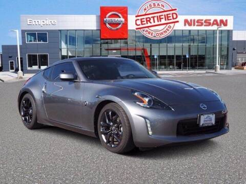 2018 Nissan 370Z for sale at EMPIRE LAKEWOOD NISSAN in Lakewood CO