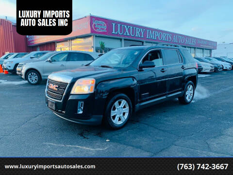 2012 GMC Terrain for sale at LUXURY IMPORTS AUTO SALES INC in North Branch MN
