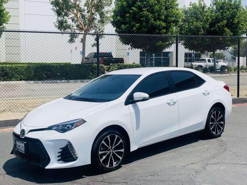 2019 Toyota Corolla for sale at CARLIFORNIA AUTO WHOLESALE in San Bernardino CA