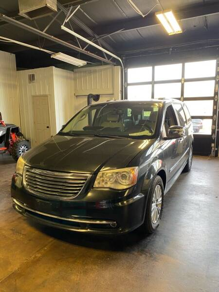 2012 Chrysler Town and Country for sale at MJ'S Sales in Foristell MO