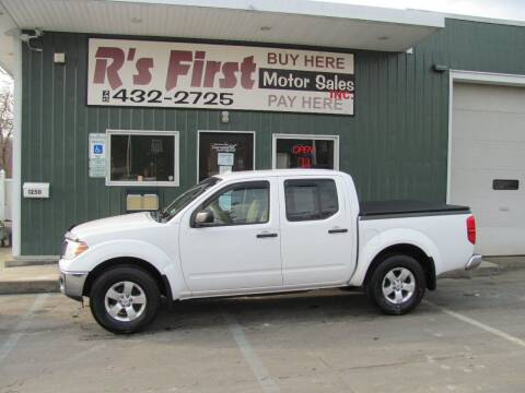 2011 Nissan Frontier for sale at R's First Motor Sales Inc in Cambridge OH