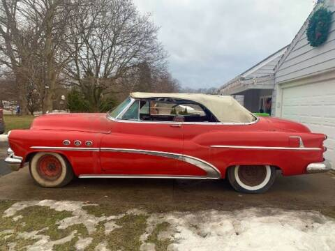 1953 Buick Super for sale at Classic Car Deals in Cadillac MI