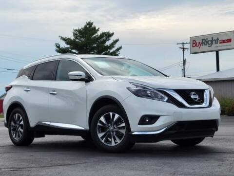 2018 Nissan Murano for sale at BuyRight Auto in Greensburg IN