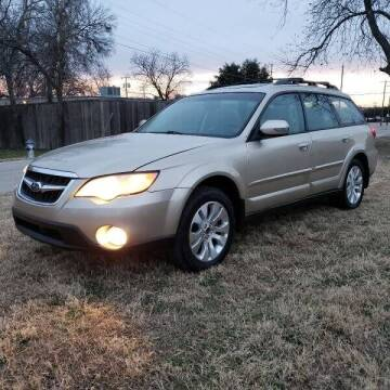 2008 Subaru Outback for sale at ZNM Motors in Irving TX