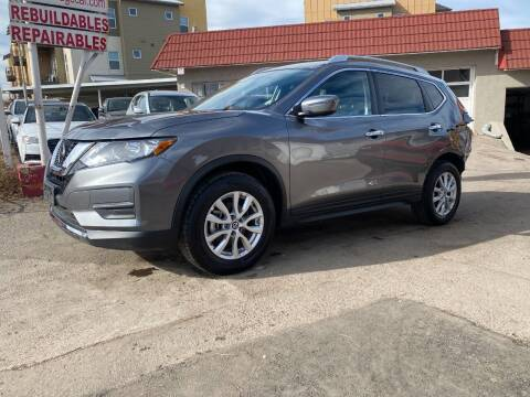 2020 Nissan Rogue for sale at STS Automotive in Denver CO