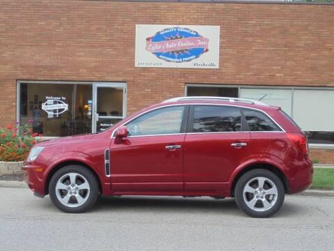2015 Chevrolet Captiva Sport for sale at Eyler Auto Center Inc. in Rushville IL