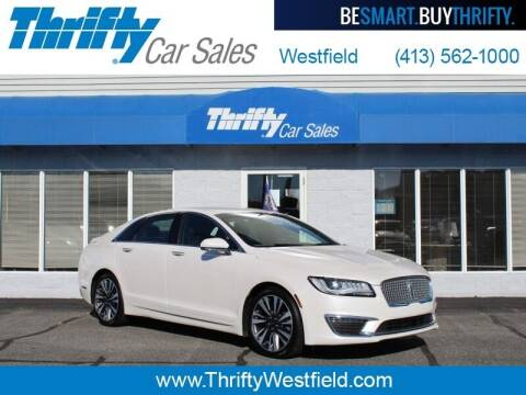 2017 Lincoln MKZ for sale at Thrifty Car Sales Westfield in Westfield MA