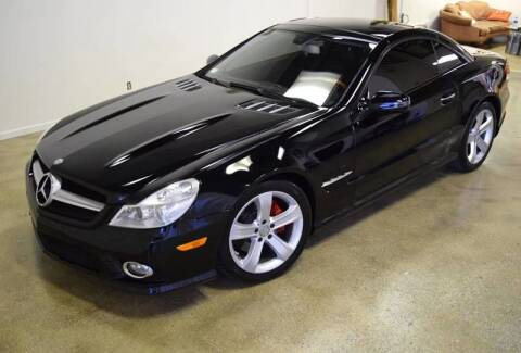 2009 Mercedes-Benz SL-Class for sale at Thoroughbred Motors in Wellington FL