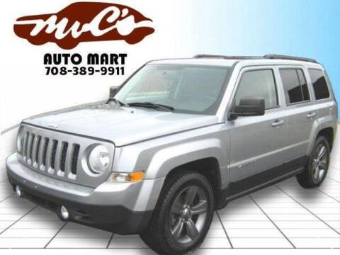 2014 Jeep Patriot for sale at Mr.C's AutoMart in Midlothian IL
