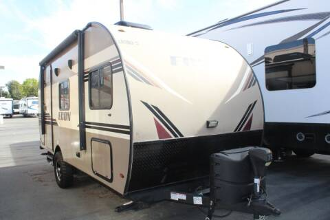 2019 Pacific Coachworks Econ 17RB for sale at Rancho Santa Margarita RV in Rancho Santa Margarita CA