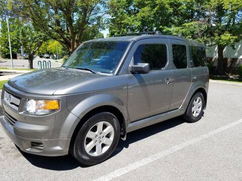 2007 Honda Element for sale at 2 Way Auto Sales in Spokane Valley WA