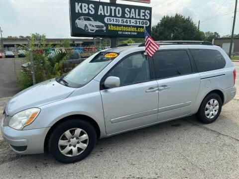 2008 Hyundai Entourage for sale at KBS Auto Sales in Cincinnati OH
