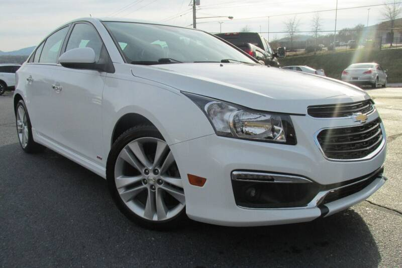 2015 Chevrolet Cruze for sale at Tilleys Auto Sales in Wilkesboro NC