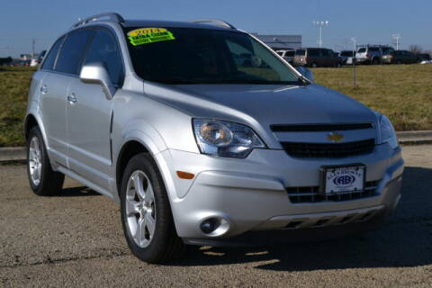 2014 Chevrolet Captiva Sport for sale at Alan Browne Chevy in Genoa IL