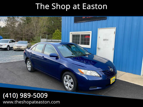 2007 Toyota Camry for sale at The Shop at Easton in Easton MD