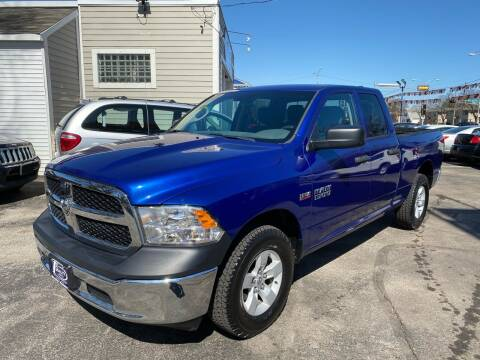 2014 RAM Ram Pickup 1500 for sale at 1st Quality Auto in Milwaukee WI