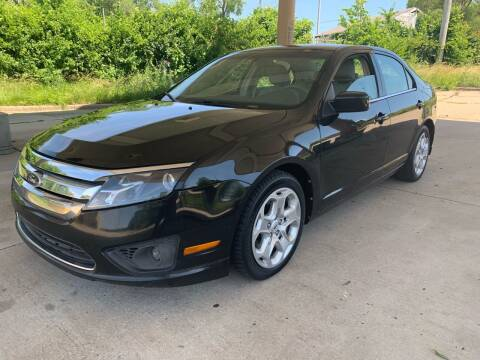 2010 Ford Fusion for sale at Xtreme Auto Mart LLC in Kansas City MO