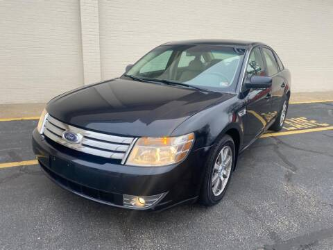 2008 Ford Taurus for sale at Carland Auto Sales INC. in Portsmouth VA