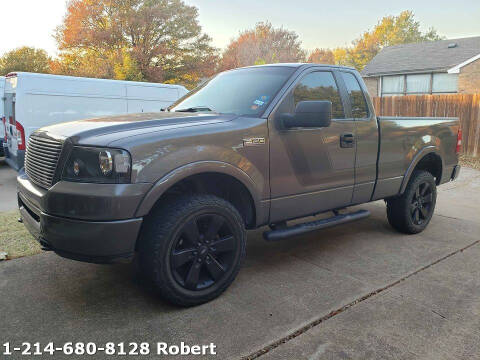 2006 Ford F-150 for sale at Mr. Old Car in Dallas TX