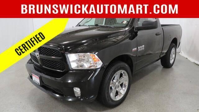 2014 RAM Ram Pickup 1500 for sale at Brunswick Auto Mart in Brunswick OH