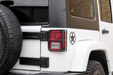 2015 Jeep Wrangler Unlimited for sale at Empire Car Sales in Miami FL
